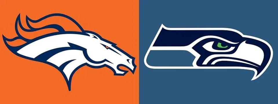 Broncos Seahwaks
