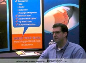 BloggerShield at New Media Expo