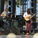 Kurt Vile and the Violators rock the Outdoor Stage