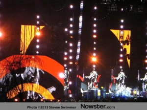 Red Hot Chili Peppers, Main Stage