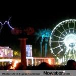 Tesla Coil & Ferris Wheel