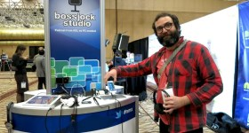 Bossjock Studio for podcasting