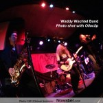 "Waddy Wachtel Band Performing ""When the Levee Breaks"" Live at The Joint. Shot with Olloclip on iPhone 5."