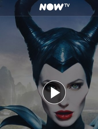 Now TV Maleficent