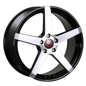 np-wheels ff5 r18 flow forming wheels