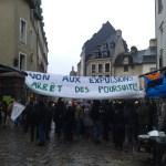 NDDL Rennes Non aux expulsions arrêt des poursuites