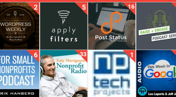 Happy #PodcastDay – New NPTech Podcast available & more