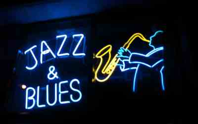 Join our new Jazz & Blues improv group