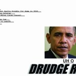2009 Drudge Report Post-Election VA by 18 NJ by 6