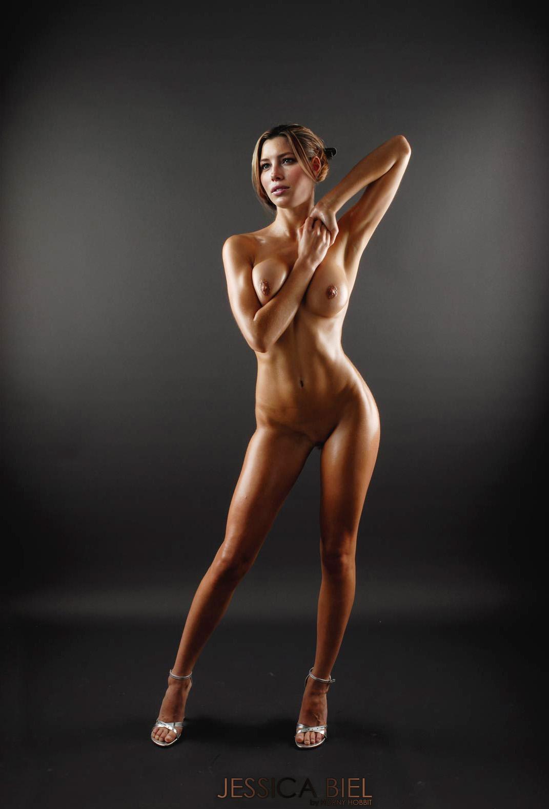 jessica biel naked fakes