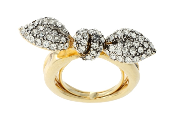 Juicy Couture Bow Ring
