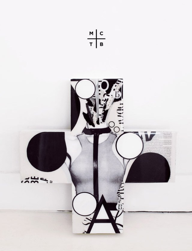 Nubby Twiglet | My Cross To Bear Series by Shauna Haider