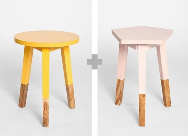 Nubby Twiglet | Plum & Bow Side Table