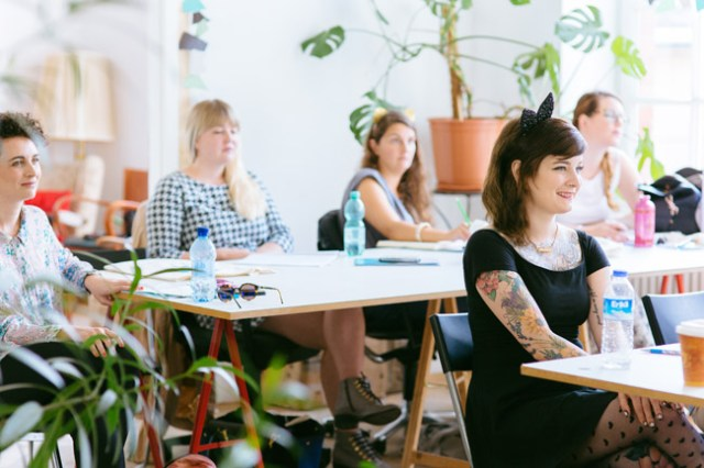 Nubby Twiglet | The Blogcademy Berlin