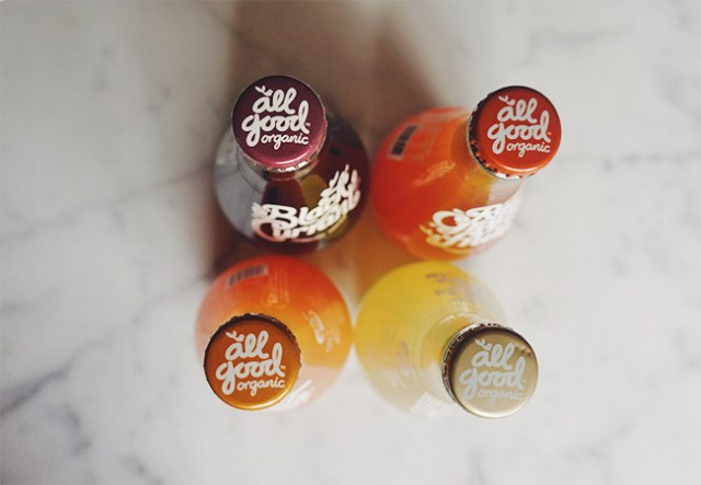 Nubby Twiglet | Branded: All Good Sparkling Water