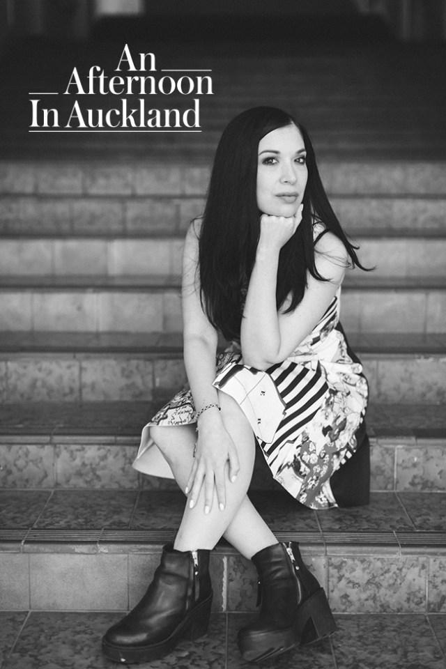 Nubby Twiglet | What I Wore: Bubblerock in Auckland