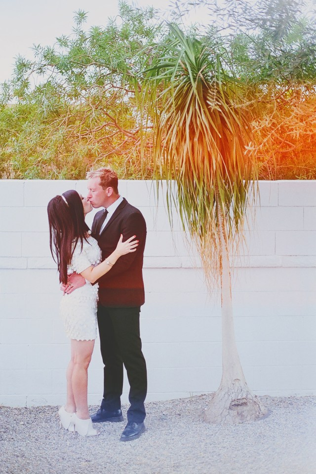 Nubby Twiglet | 2010 Till Forevs: The Palm Springs Vow Renewal Part 01
