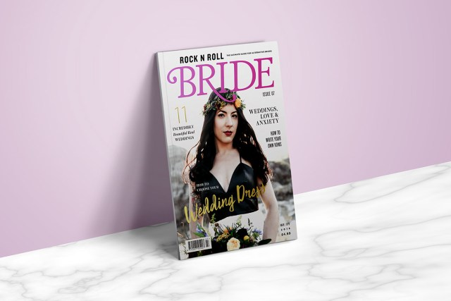Nubby Twiglet | Rock n Roll Bride Issue 7 Feature