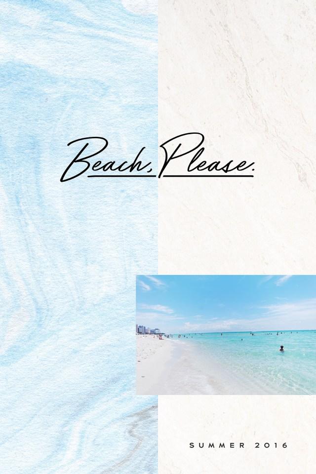 Nubby Twiglet | Beach, Please