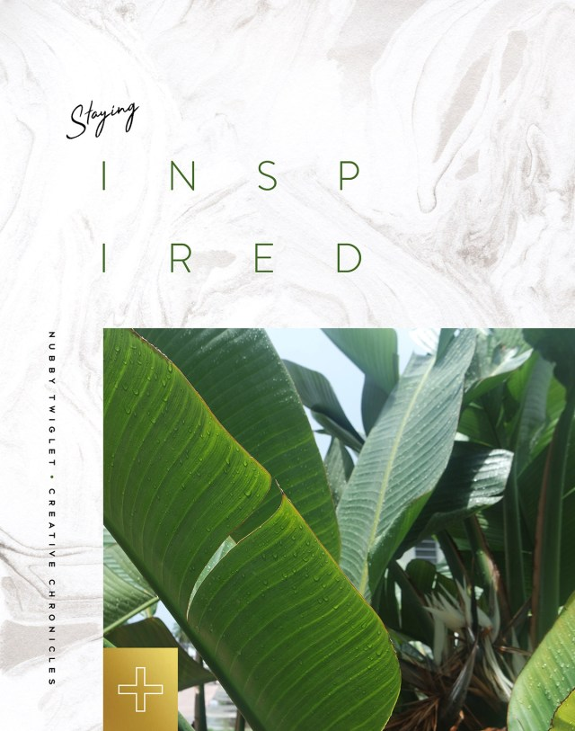 Nubby Twiglet | Creative Chronicles: When Your Job Is Uninspiring, How Do You Stay Motivated?
