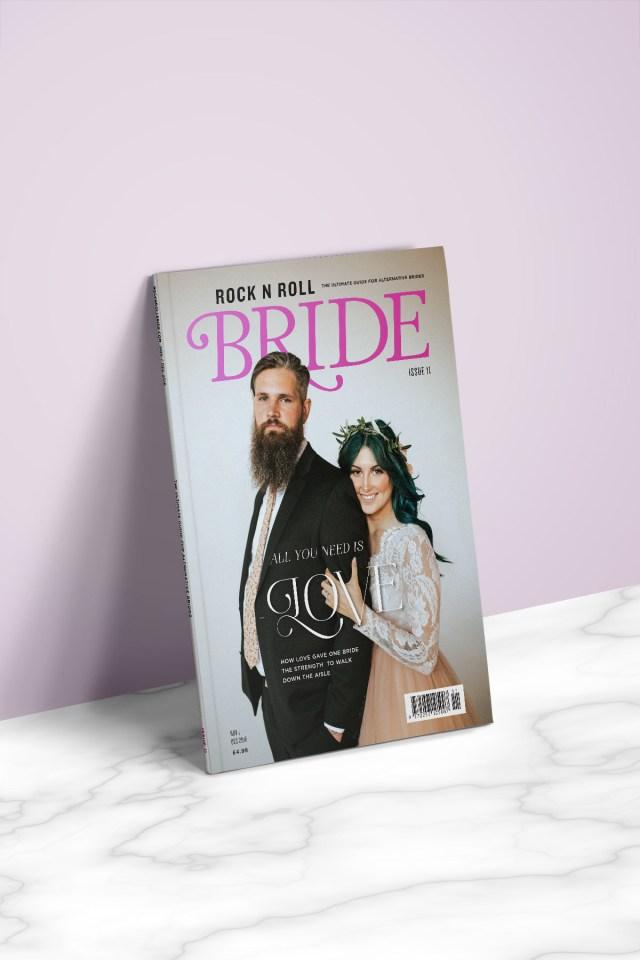 Nubby Twiglet | Rock n Roll Bride Magazine Issue 11