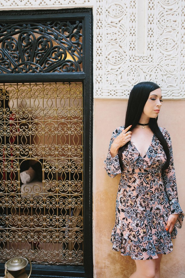 Nubby Twiglet | What I Wore: Marrakech
