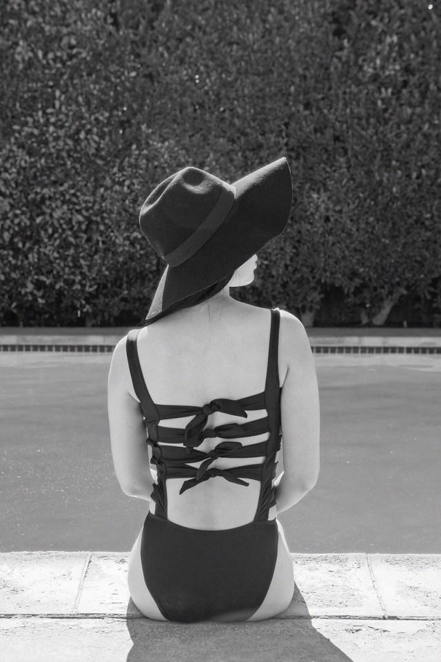 Nubby Twiglet | Latest & Greatest: Not-So-Basic Black Swimsuits