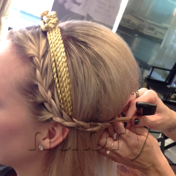 Braided Updo Holiday Hairstyle Blowpop Dry Bar 1 (2)