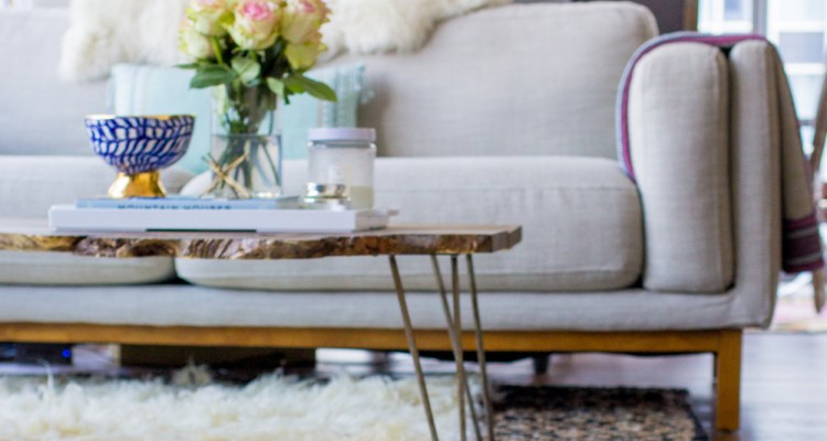 how to layer a room - diy home decor tips