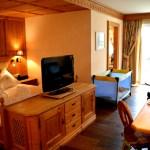 Die Zimmer sind sehr geräumig - hier die Sterntaler-Suite mit 65qm. © Nina-Carissima Schönrock