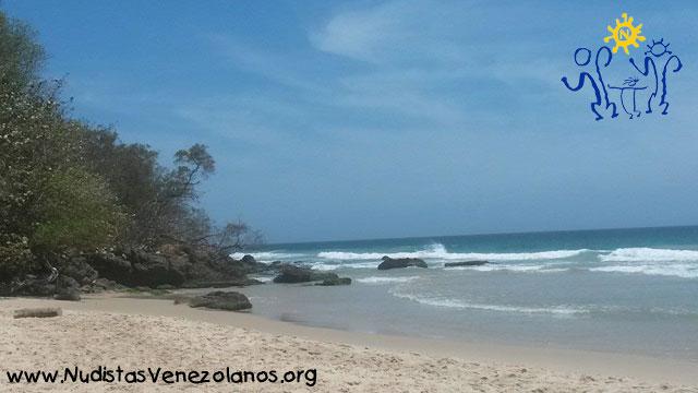 Playa Nudista Venezuela
