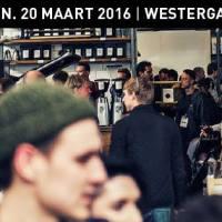 18,19 y 20 de marzo- Amsterdam Coffee Festival en Westergasfabriek.