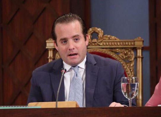 Paliza asegura el gobierno está empeñado en que se apruebe una reforma fiscal integral