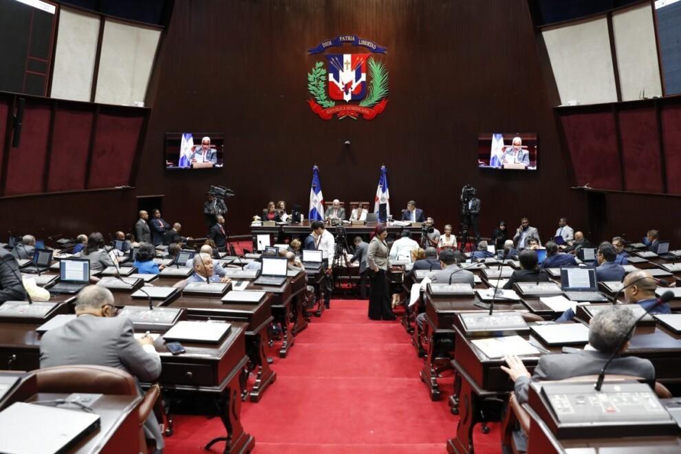 Diputados aprueban de emergencia colocación y emisión por más de RD$290 mil millones en deuda pública