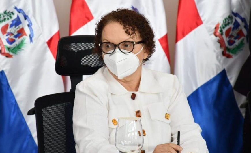 Procuradora Miriam Germán es dada de alta, continuará recuperación en casa