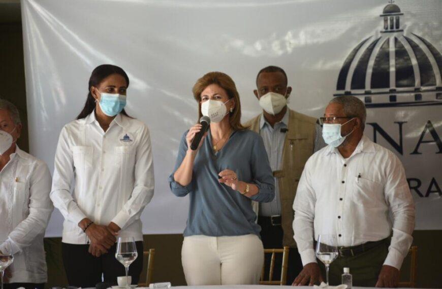Raquel Peña afirma participación de los ciudadanos es vital en elaboración de proyectos sociales