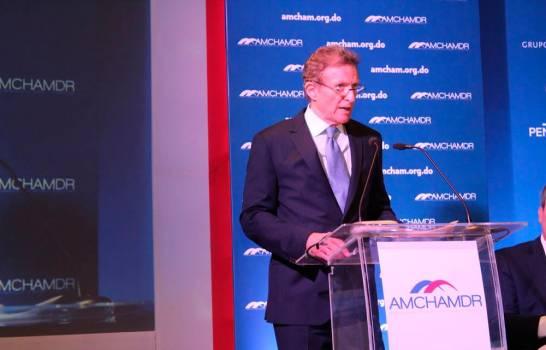 Canciller disertará ante Amchamdr sobre cooperación entre República Dominicana y EE.UU.