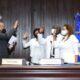 Juramentan diputados que ocupan curules vacantes