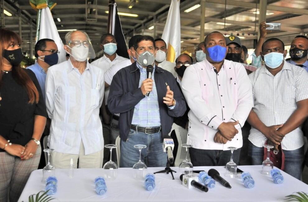 Agricultura, Alcaldía SDO y Merca SD anuncian inicio de venta Mercado de Pulgas en terrenos Merca SD, desde este domingo