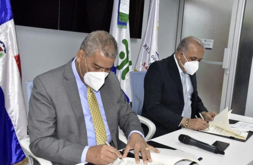 MAP y MSP firman acuerdo para evaluar desempeño institucional