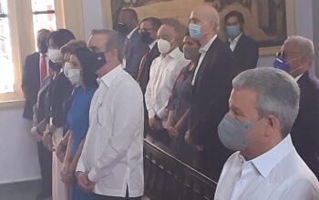 Abinader participa en misa por el Día de La Altagracia