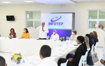 Infotep afronta retos de la capacitación técnica en tiempos de Covid-19