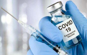 Comienza jornada de vacunación contra covid-19 a mayores de 18 años en Santiago