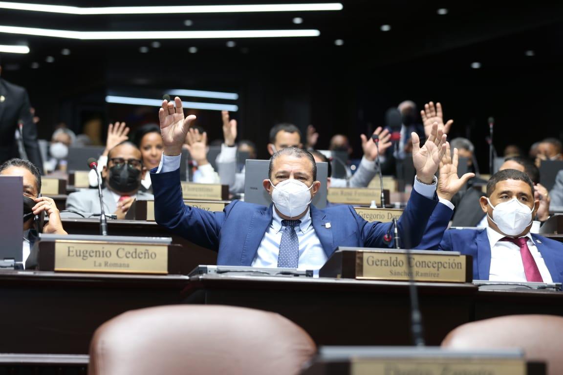 Diputados aprueban a unanimidad ley transitoria para terminación de obras inconclusas