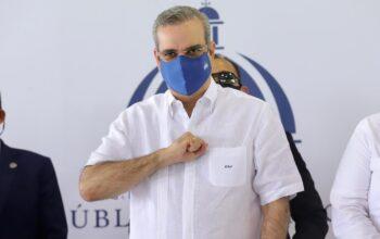 Abinader pide apoyo de los militantes PRM
