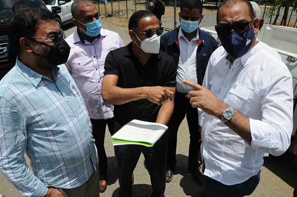 MOPC anuncia inversión de más de 400 millones en asfaltado de calles en la provincia Duarte