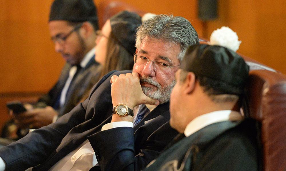 Abogados Díaz Rúa presentarán pruebas para convencer a las juezas de que no recibió sobornos
