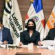 Primera Dama sirve de Madrina en acuerdo firmado entre el MOPC y Lotería Nacional