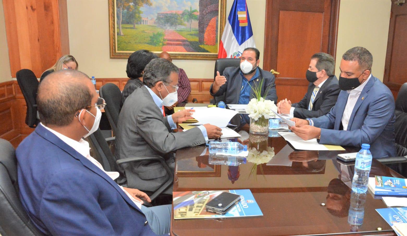 Comisión Especial rendirá informe favorable para terminación de obras inconclusas y de alta prioridad