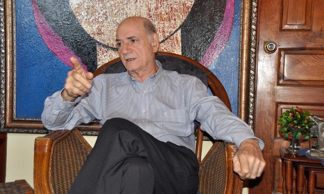 Quico Tabar es el nuevo administrador interino de la Lotería Nacional